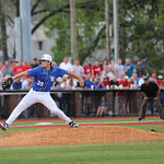 UK\'s starting pitcher Zach Logue went 5 innings, gave up 6 hits, struck out 2, walked 1 and allowed one earned run.