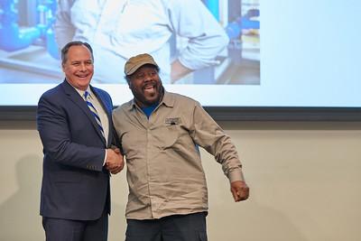 HR Career Milestone Award Ceremony 20180209
