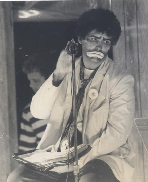 The late Rod Wilson