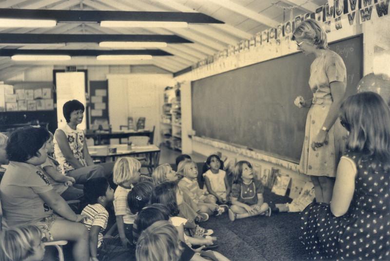 YWAM's ICS school. Teachers:L: Molly Young  R: Linda Cowie