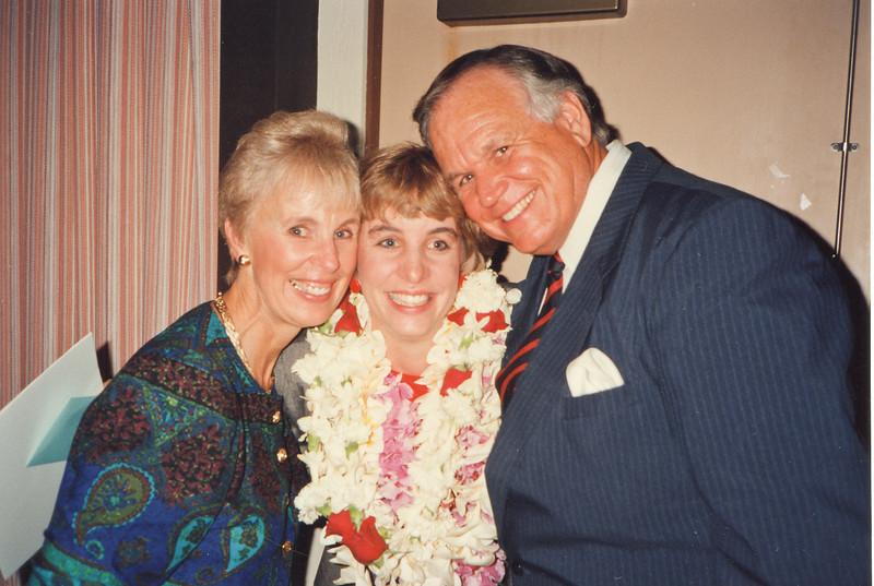 1991 Karen Cunningham graduate