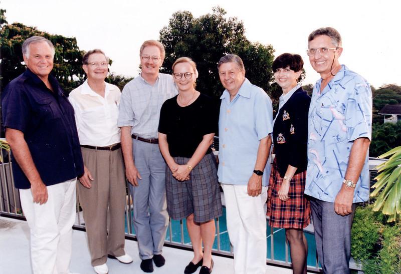 Loren, Howard Malmstadt,Dean Sherman,Landa Cope,Douglas Feaver,Carol Boyd,Bruce Thompson