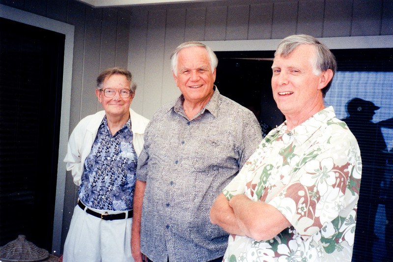Howard Malmstadt, Loren, Derek Chignell
