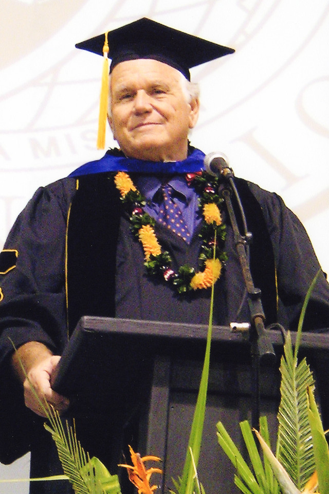 Loren receives honorary doctorate