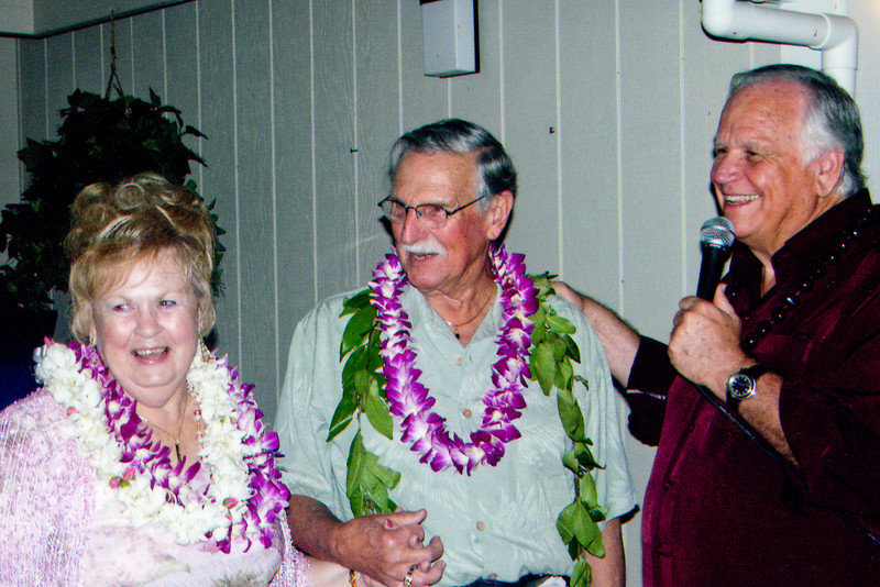Russ and Dorie Gauslin celebrate 60 years of marriage