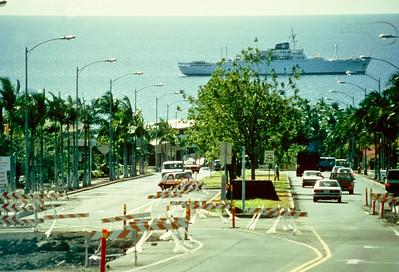 1984 Anastasis in Hawaii