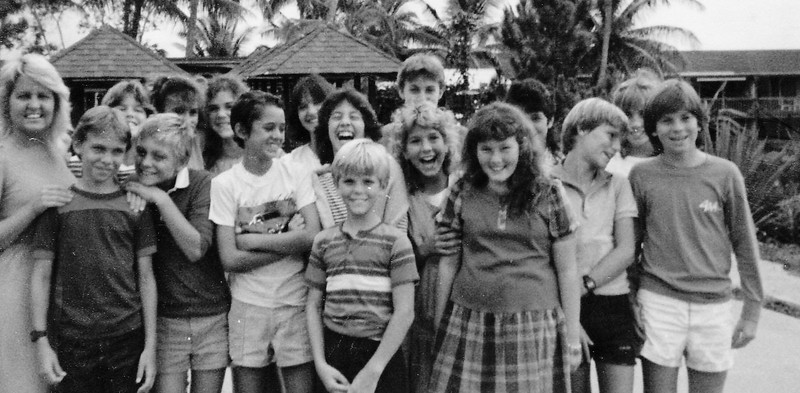 children in 1984