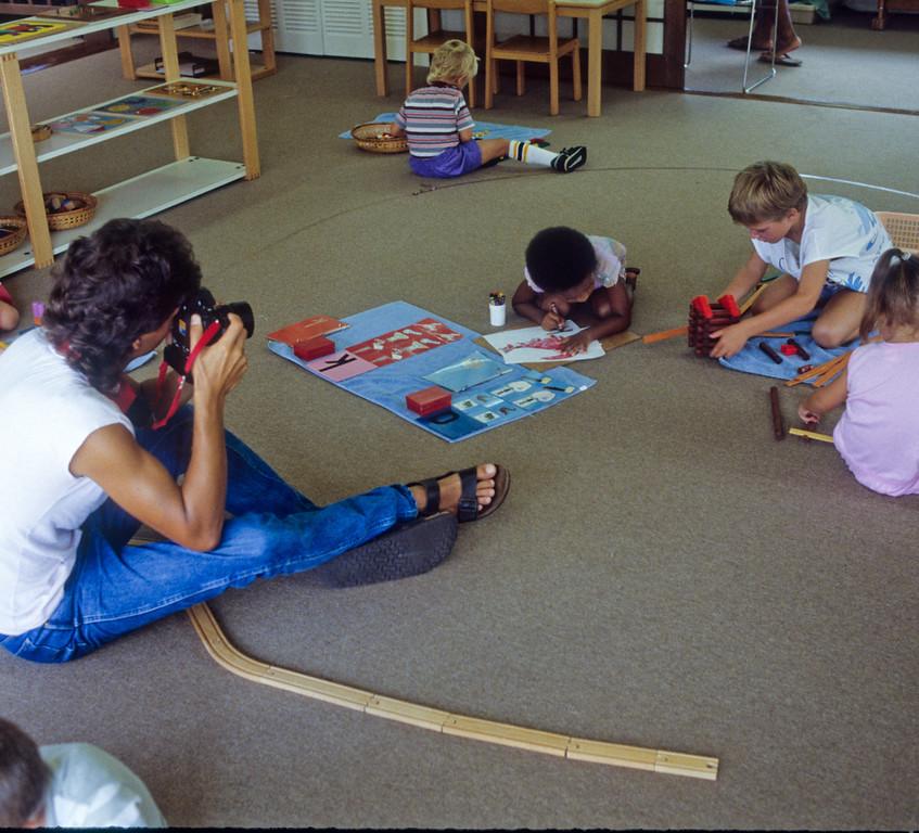 1986 preschool activities