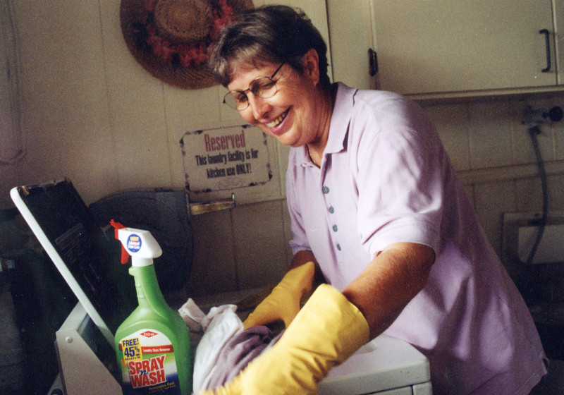 Arnelle Buness. Director of Housekeeping.  2001