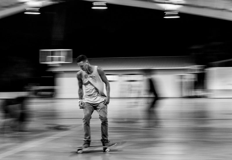 Chris skater