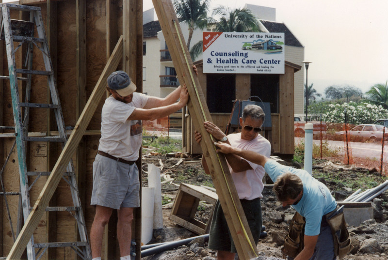 Construction of Counseling and Health Care center