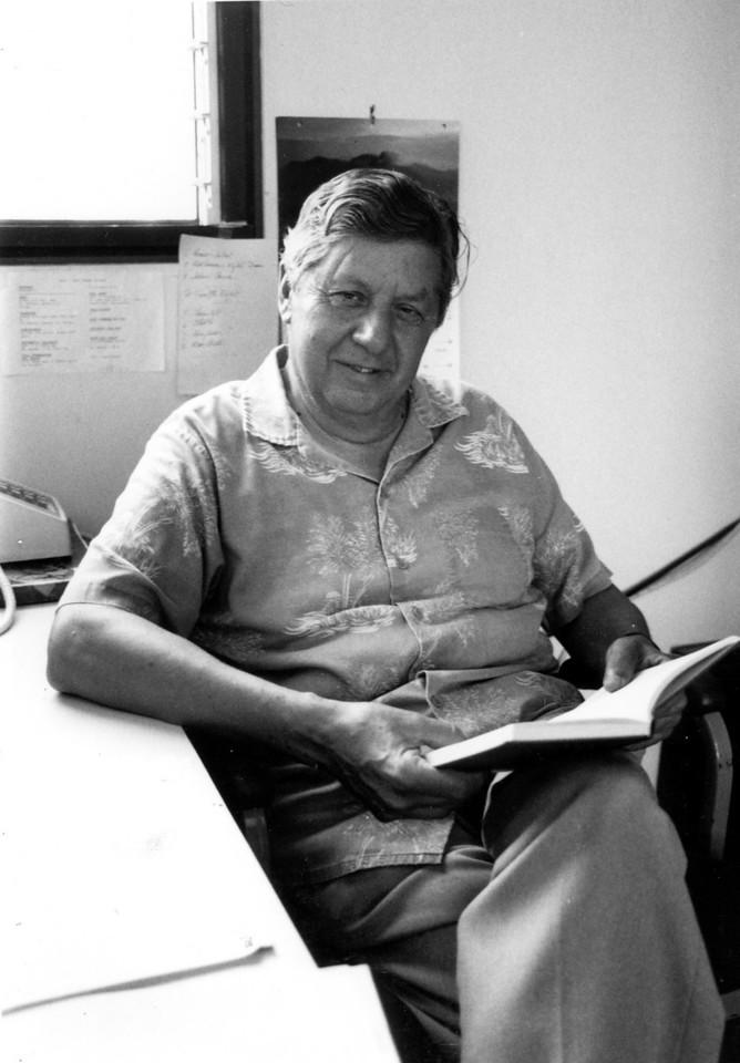 Douglas Feaver