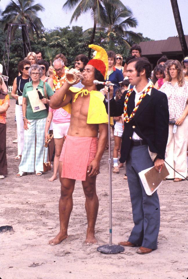 Dale Kauffman - Henry Obukaia pageant 1970s?