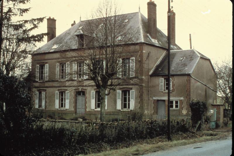 Le Gault-la-Foret, France training center