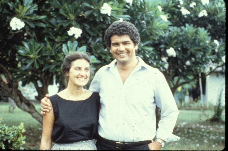 Rod & Alexis Wilson