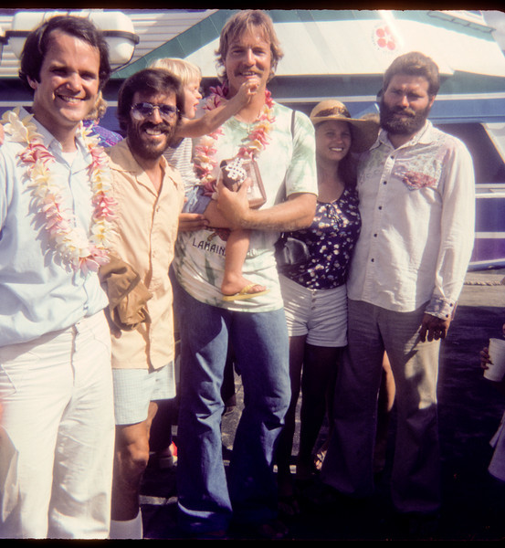 D Ross, A Williams, D Sinkler,The Lands Kona Pier 76