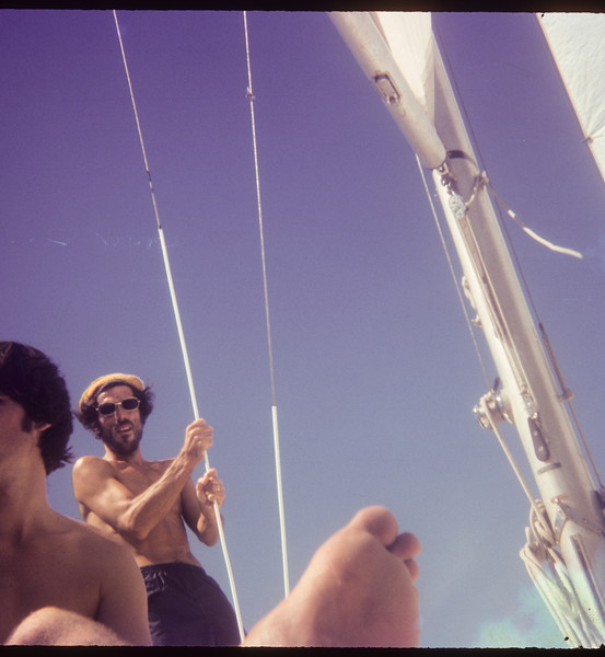 Alan williams - Maui outreach trip