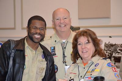 University of Scouting 2014