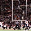 University of Utah vs Oregon State on 10-31-2015 at Rice-Eccles Stadium. The Utes defeat the Beavers 27-12. #goutes, #utahfootball, #uofu, #OSUvsUTAH    ©2015   Bryan Byerly