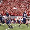 University of Utah vs Utah State on 09-11-2015 at Rice-Eccles Stadium. The Utes defeat the Aggies 24-14. #goutes, #utahfootball, #uofu, #UTAHvUSU, #usu    ©2015   Bryan Byerly