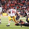 University of Utah versus USC at Rice-Eccles Stadium on 09-23-2016. The Utes defeat the Trogans 31-27. #utes, #goutes, #USCvsUTAH   ©2016 Bryan Byerly