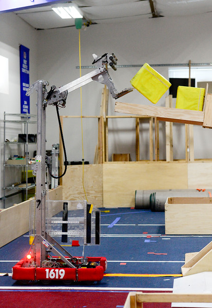 Longmont Up A Creek Robotics