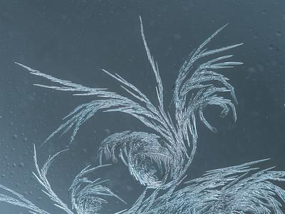 Swirls of Frost