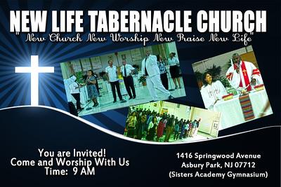 NEW LIFE TABERNACLE CHURCH