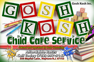 child care front