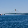 Ferry ride to Mackinac Island