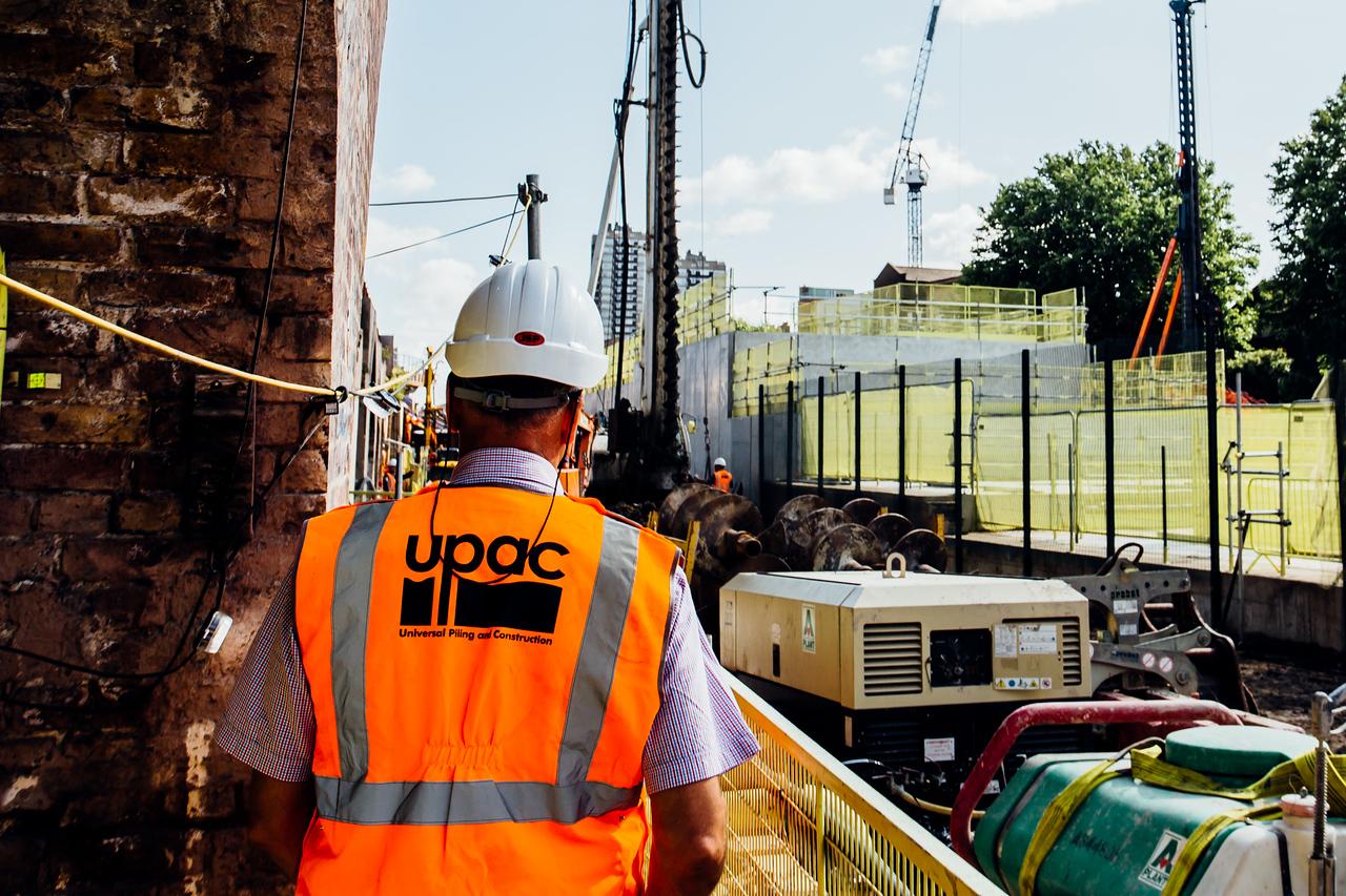 Upac London Sites