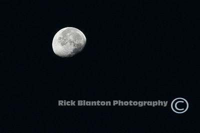 Contrast Moon