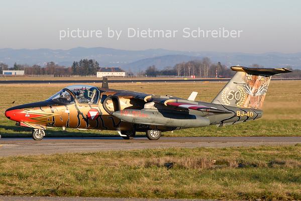 2020-12-31 BJ-40 Saab 105 Austrian Air Force