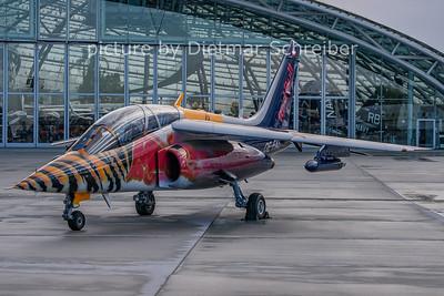2021-01-13 OE-FAS Alphajet Flying Bulls