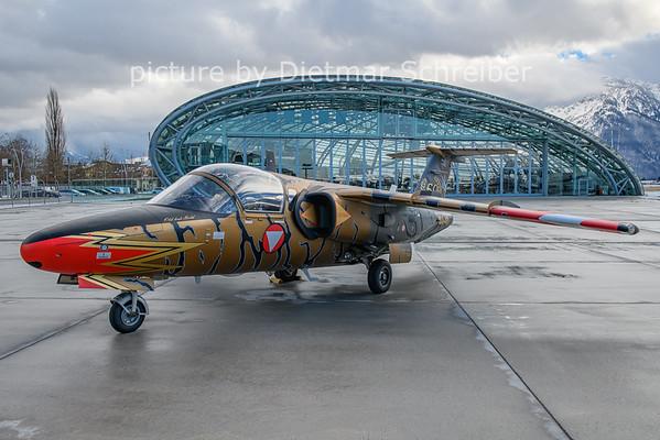 2021-01-13 BJ-40 Saab 105 Austrian Air Force
