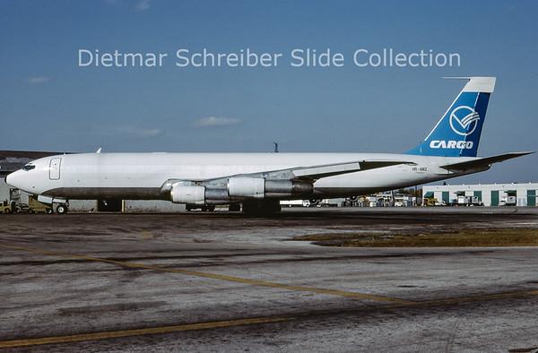 1994-04 HR-AMZ Boeing 707-321C (c/n 18766) VASP