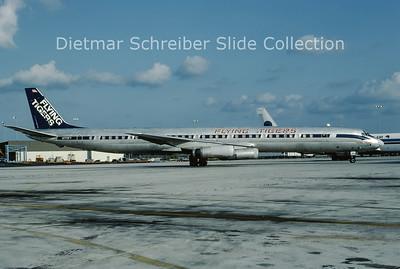 1983-05 N773FT Douglas DC8-60 Flying Tigers