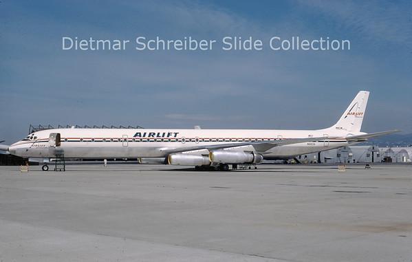 N6163A Douglas DC8-63CF (c/n 46062) Airlift