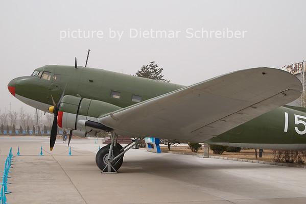 2011-03-18 8205 Lisunov Li2 China Air Force