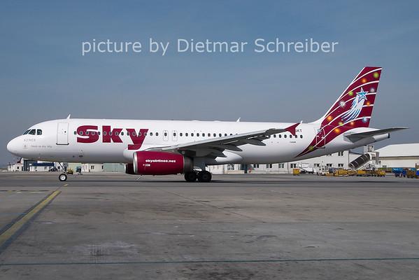 2011-03-25 TC-SKT Airbus A320 Sky