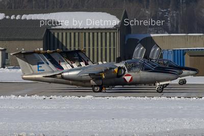 2021-01-20 BE-35 Saab 105 Austrian Air Force