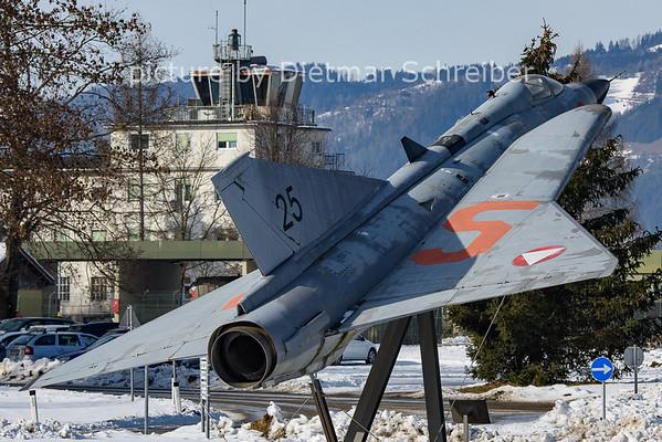 2021-01-20 25 Saab Draken Austrian Air Force