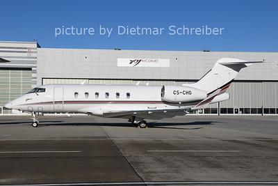 2021-01-22 CS-CHG CL350 Vistajet