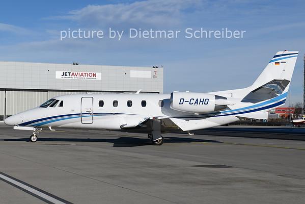 2021-01-22 D-CAHO CEssna 560XL