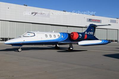 2021-01-22 D-CYES Learjet 35 Air Alliance