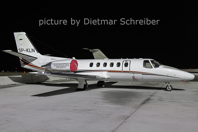 2021-01-22 SP-KLN Cessna 550
