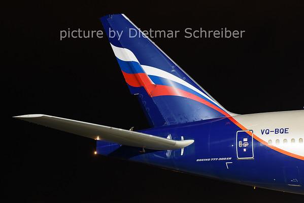 2021-01-22 VQ-BQE Boeing 777-300 Aeroflot