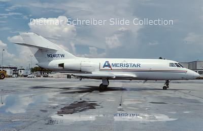 2000-09 N240TW Dassault Falcon 20C (c/n 40) Ameristar
