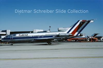 1986-12 N8127N Boeing 727-25 (c/n 18278) LACSA