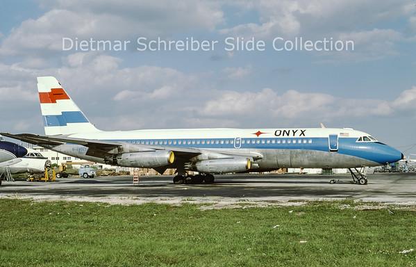 N48063 Convair CV880-22M-21 (c/n 22-7-4-56) Onyx Aviation